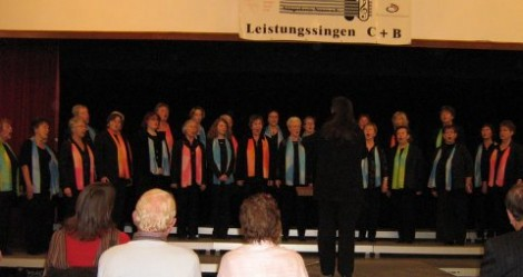 Leistungsingen 2006 in Knechtsteden